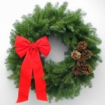 Balsam Christmas Wreath