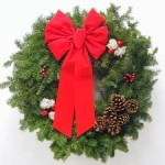 Deluxe Christmas Wreath